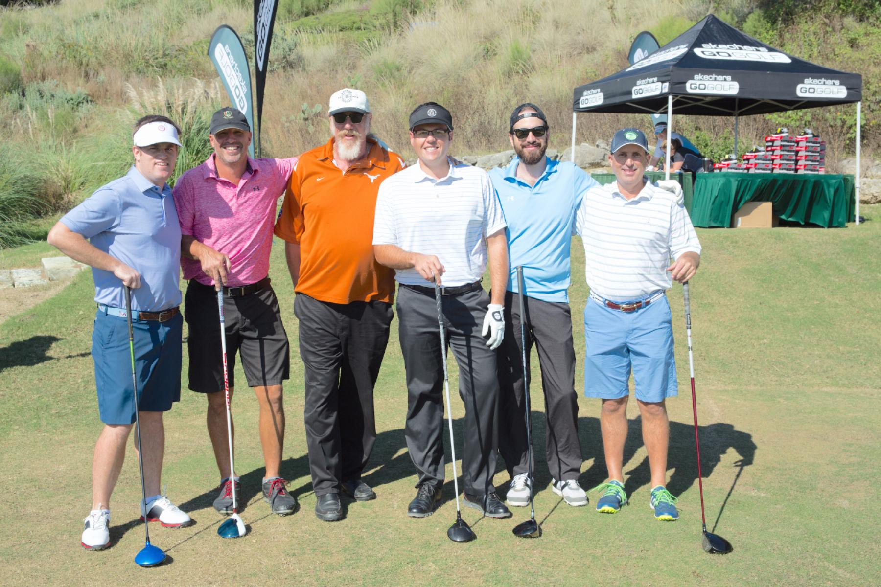 The First Tee of Greater Austin's More Than A Game Captain's Cup Celebrity Golf Tournament