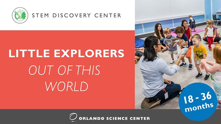 Little Explorers: Out of This World