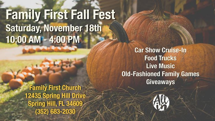 Family First Fall Fest
