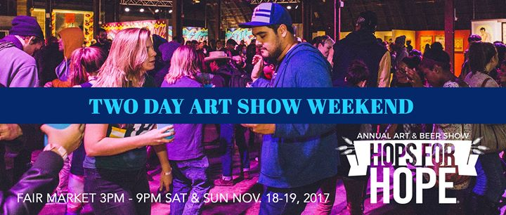 2017 Hops for HOPE Annual Art Show