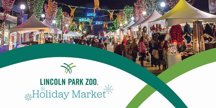 Holiday Market at Lincoln Park Zoo