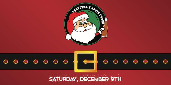 Scottsdale Santa Crawl!