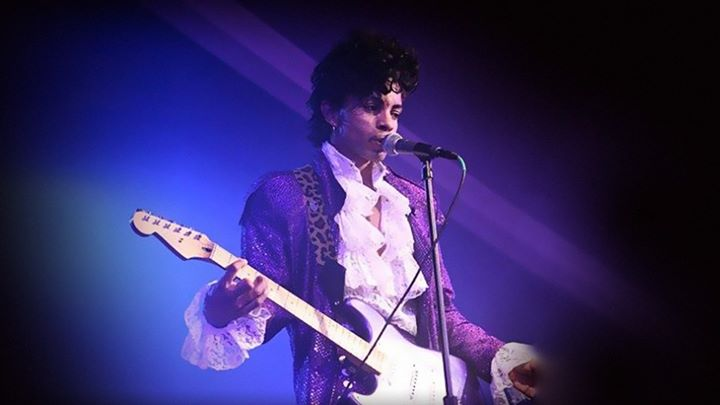 Prince tribute Erotic City