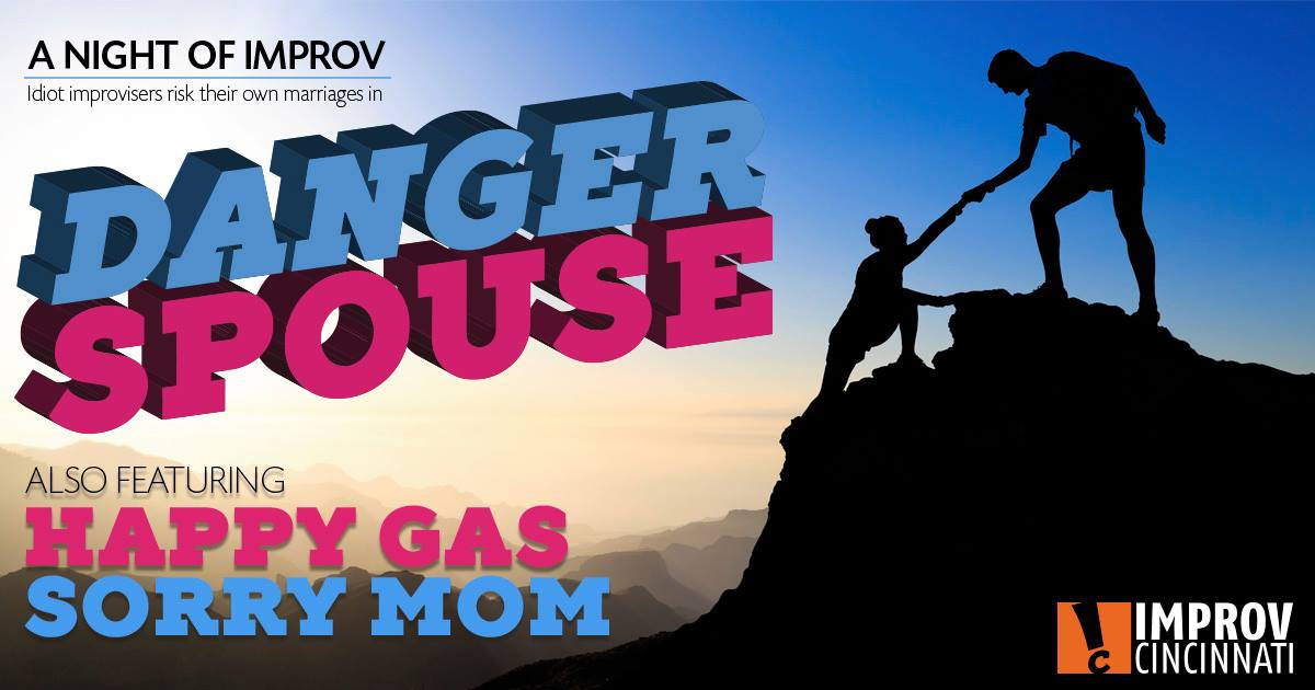 Danger Spouse - Comedy Theater Show