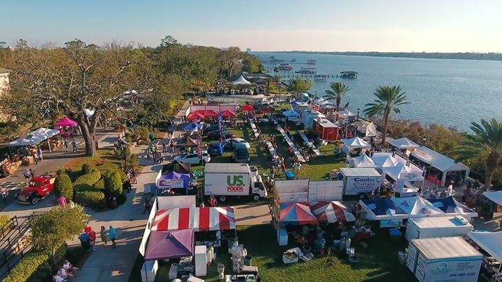 Riverfest Seafood Festival Daytona Beach Fl Nov 18