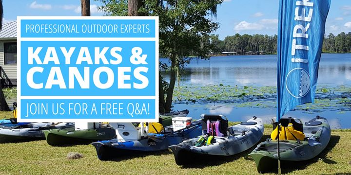 All About Kayaks & Canoes: Learn how to get started with this free Q&A