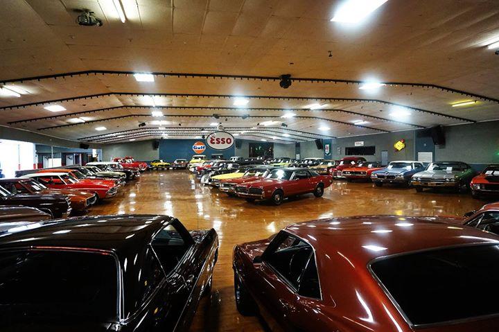 Hanksters(Classic CAR SHOW), Daytona Beach FL