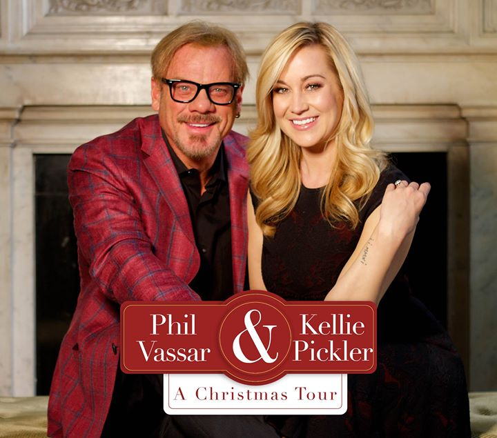 Sold Out: Phil Vassar & Kellie Pickler - A Christmas Tour