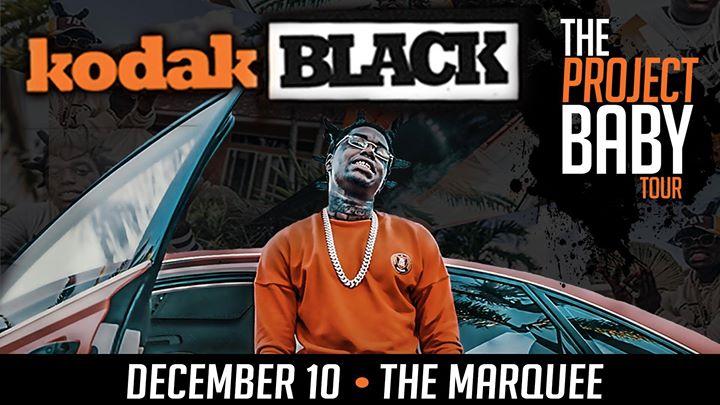 Kodak Black at The Marquee