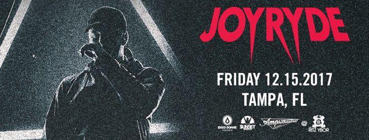 Joyryde at The Ritz, Tampa