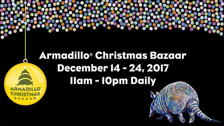 2017 Armadillo Christmas Bazaar