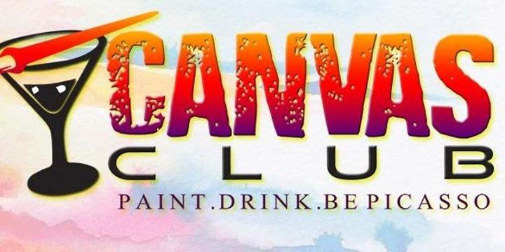 Canvas Club Painting + Wine