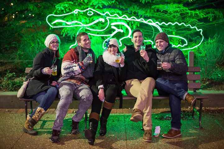 BrewLights Presented By Louis Glunz Beer