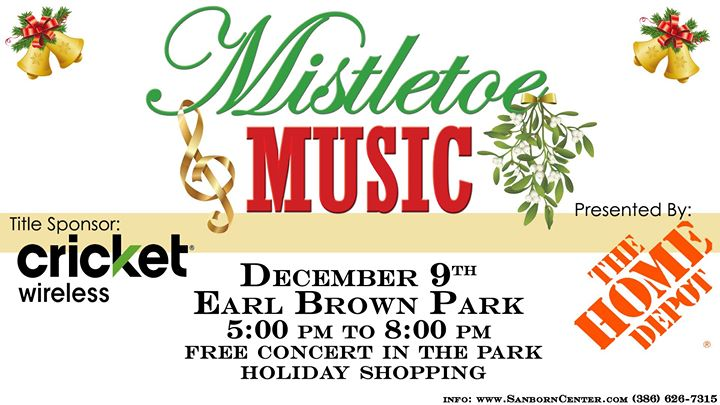 Mistletoe & Music