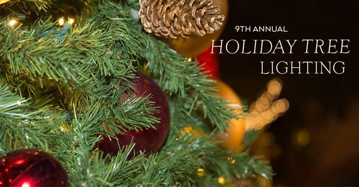 9th Annual Holiday Tree Lighting