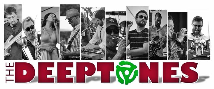 Holiday Hop w/ The Deeptones