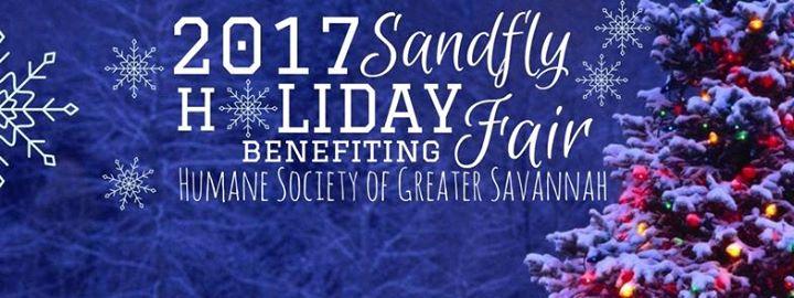 Sandfly Holiday Fair benefiting Humane Society