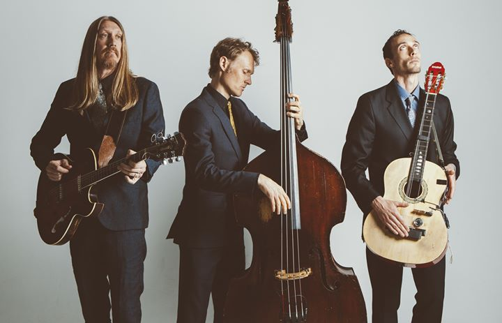 The Wood Brothers at Boulder Theater