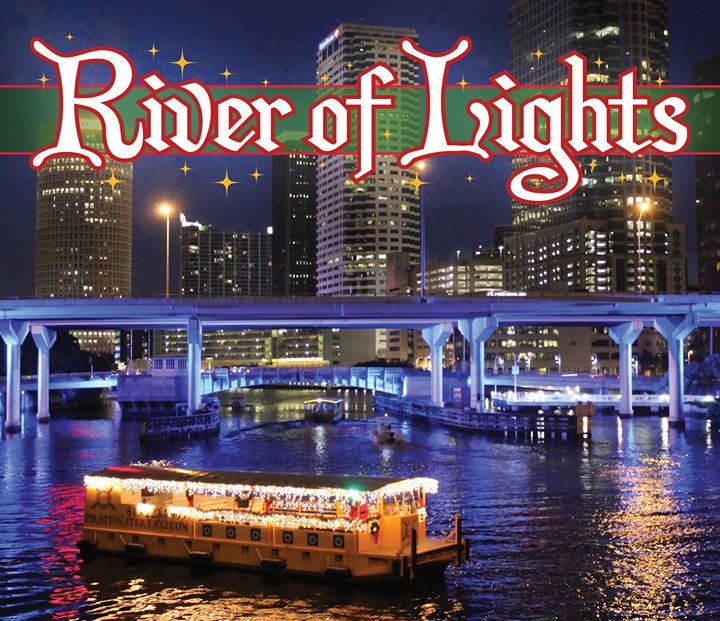 River Of Lights, Tampa FL