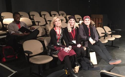 Fall 2017 Emerging Student Playwrights - Staged Readings