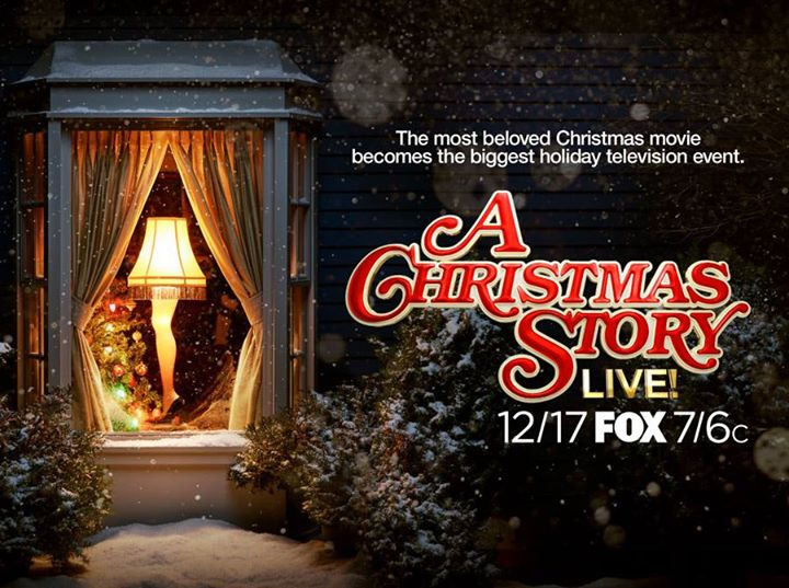 A Christmas Story Live! Watch Party