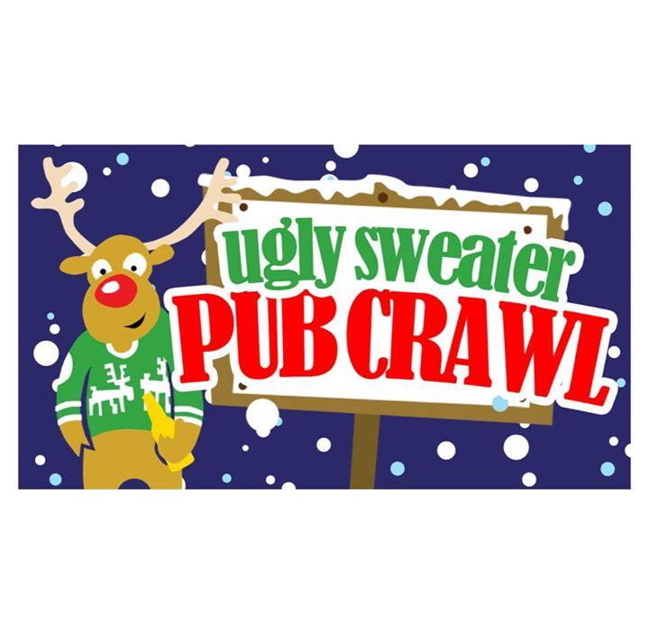 UGLY SWEATER PUB CRAWL | TEMPE AZ