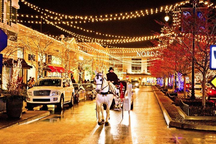 Holiday Carriage Rides 12/15-12/17