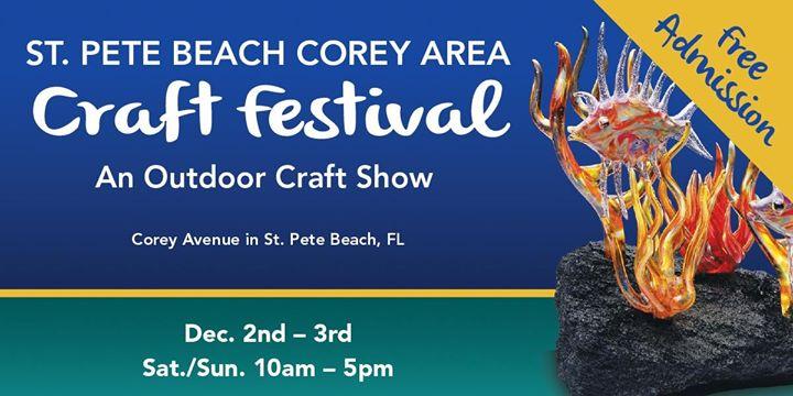 Treasure Island Craft Fair