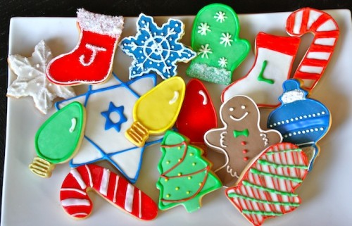 Upcycling Holiday Craft Workshop AND Cookie Exchange