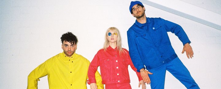 Paramore - Tour Two *Rescheduled*