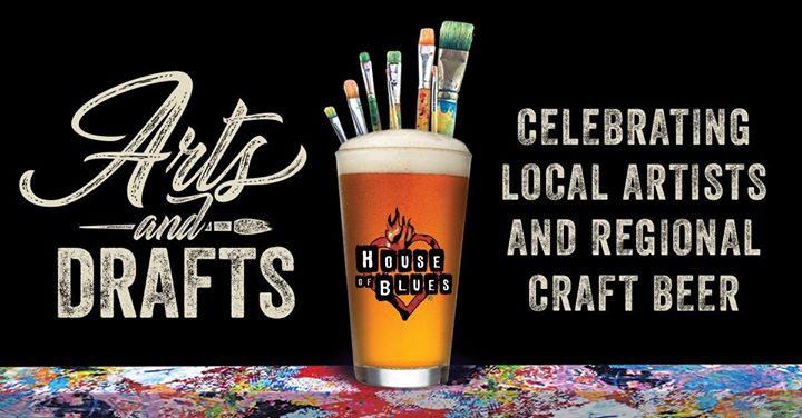 Arts & Drafts - Celebrating Local Artists & Regional Craft Beer