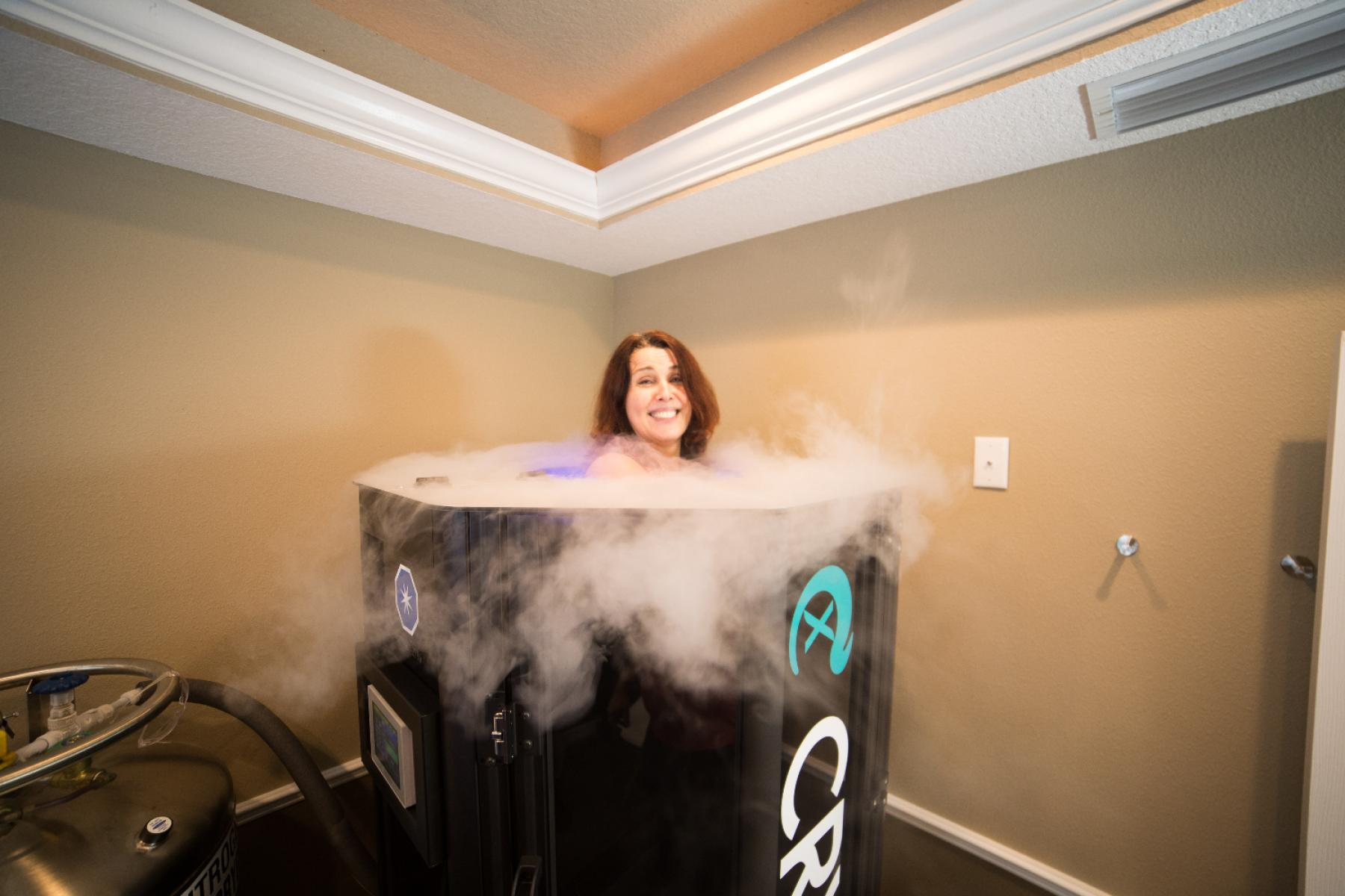 Cry-X Whole Body Cryotherapy Hangover Cure Day!