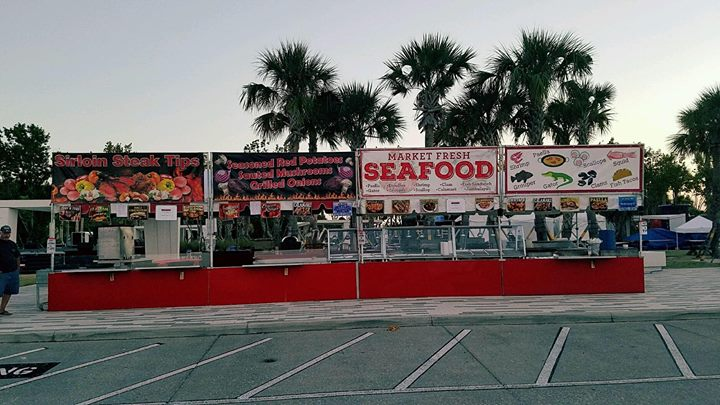 Siesta Key Seafood and Music Festival
