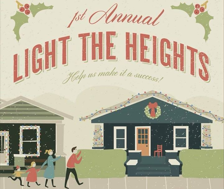 Light the Heights Whole Pig Roast!