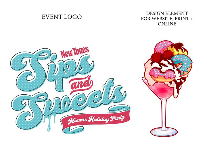 New Times' Sips & Sweets: Miami's Holiday Party