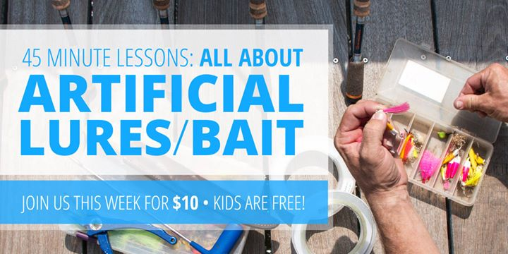 All About Artificial Lures: How to Land A Fish Using Artificial Bait!