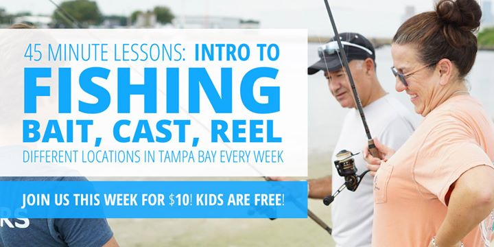 Intro to Fishing in Madeira Beach: How to Bait, Cast, Reel and Land A Fish!