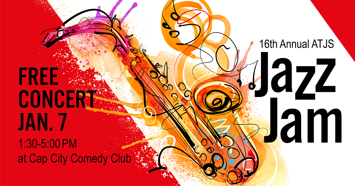 16th Annual Free ATJS Jazz Jam
