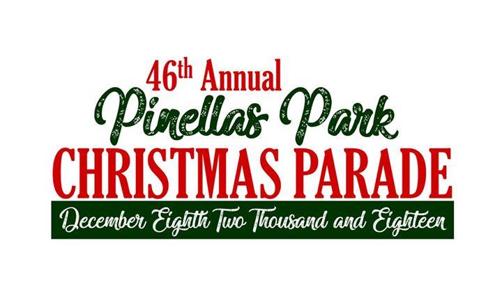 46th Annual Pinellas Park Christmas Parade