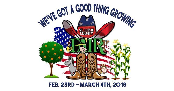 53rd Annual St Lucie County Fair Treasure Coast Fl Feb