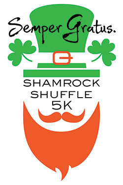 St. Patrick's Day 5K & Family Fun Walk presented by Semper Gratus.