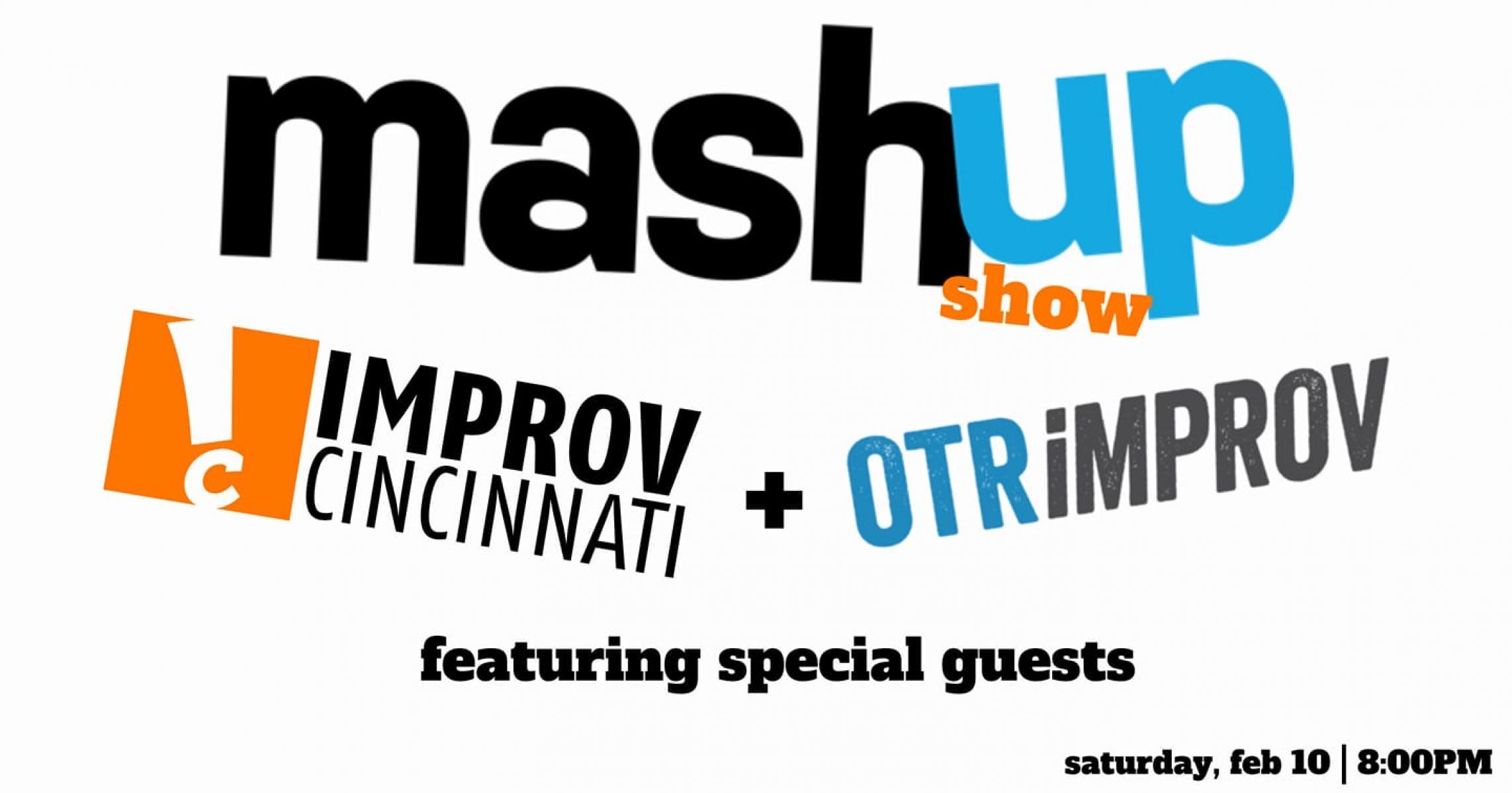 Mash-Ups Comedy Show