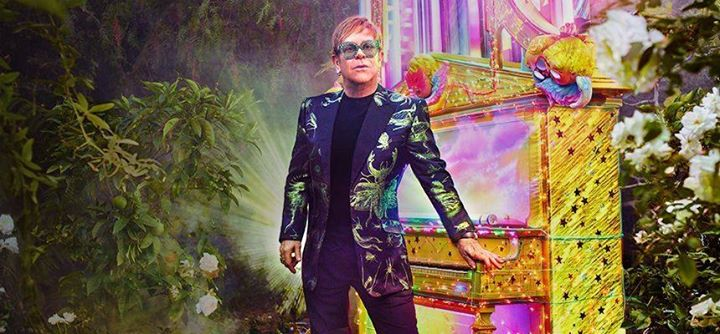 Elton John in Minneapolis