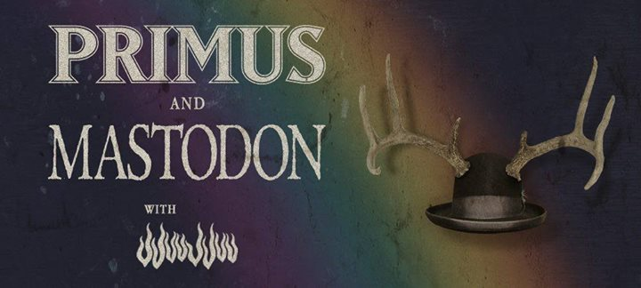 Halsey Presale Passwords: Primus + Mastodon Live In Portland, Portland & Salem OR