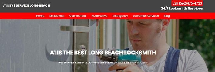 A1 Keys Service Long Beach