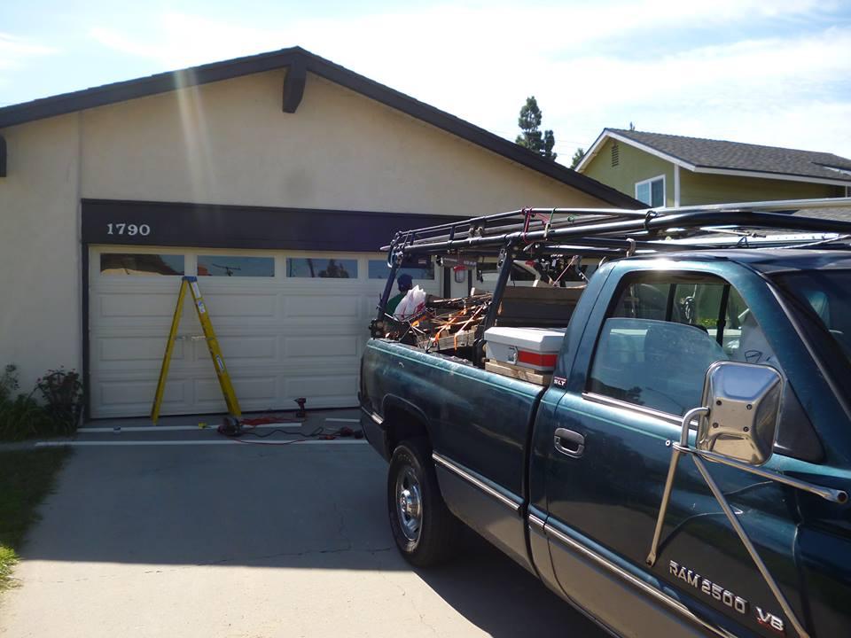 Garage door repair and installation Ventura
