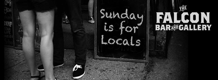 Sunday is for Locals @TheFalcon