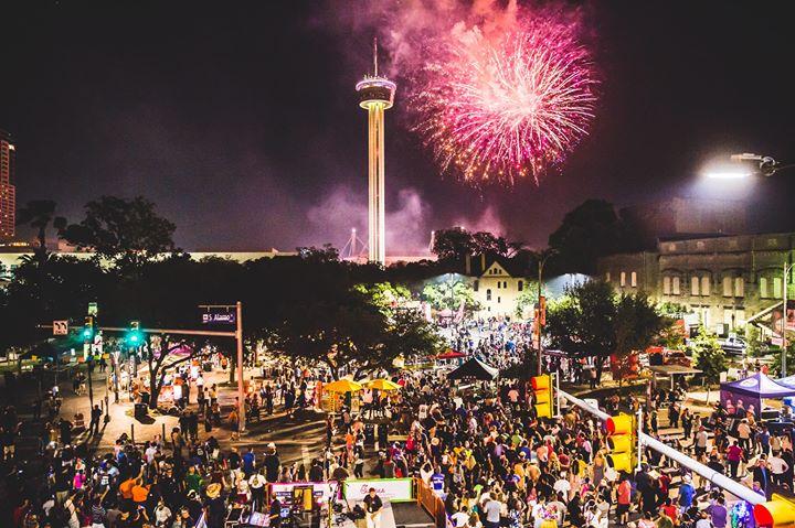 Fiesta Fiesta 2018 at Hemisfair