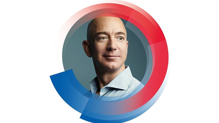 Jeff Bezos Lecture (sold out!)