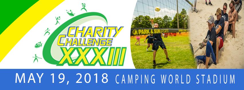 Charity Challenge XXXIII